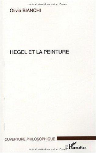 9782747553124: Hegel et la peinture