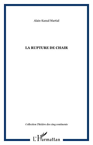 9782747561402: Rupture de Chair