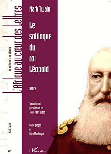 9782747561754: Le soliloque du roi Léopold