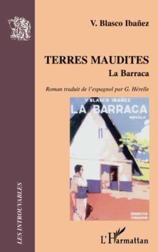 9782747563543: Terres maudites : La Barraca