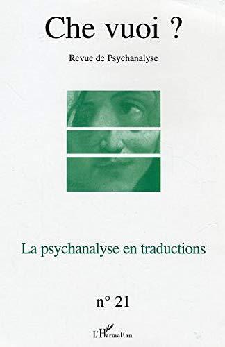 9782747565455: la psychanalyse en traductions