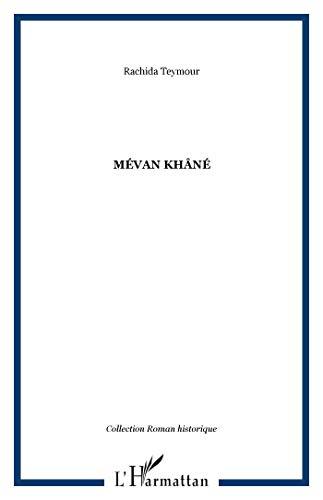 9782747567060: Mévan Khâné : La Maison d'hôte