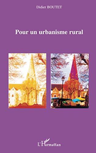 9782747567541: Pour un urbanisme rural