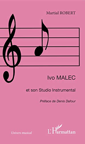 Ivo Malec et son Studio Instrumental: Martial Robert