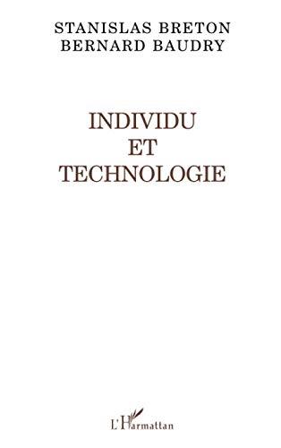 9782747591669: Individu et technologie