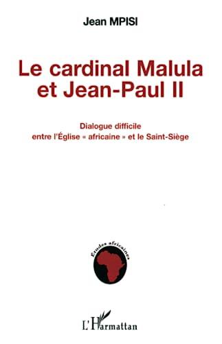 le cardinal malula et jean-paul ii: n/a