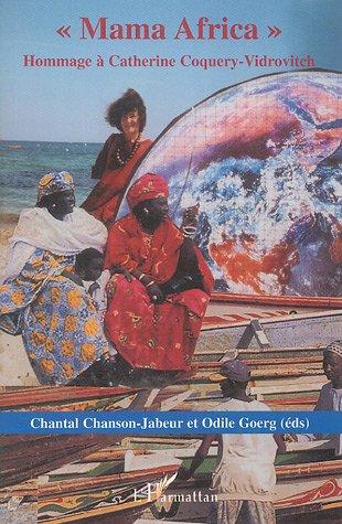9782747595551: Mama Africa : Hommage à Catherine Coquery-Vidrovitch
