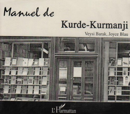 9782747599641: Manuel de Kurde-Kurmanji (French Edition)