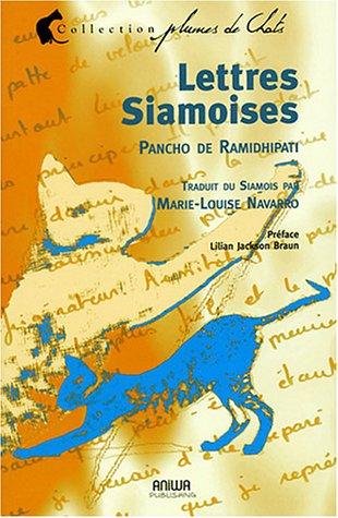 9782747600965: Lettres siamoises : Comment peut-on être persan ?