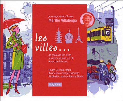 9782747900881: Les Villes de A Ã Z