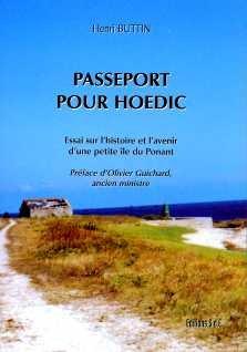 9782748011784: Passeport pour Hoëdic