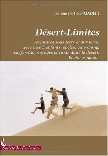 9782748038040: DESERT - LIMITES