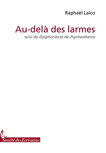 9782748046076: Au-delà des Larmes (French Edition)