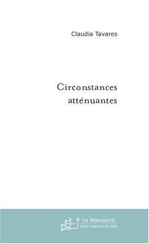 9782748103182: Circonstances Attenuantes