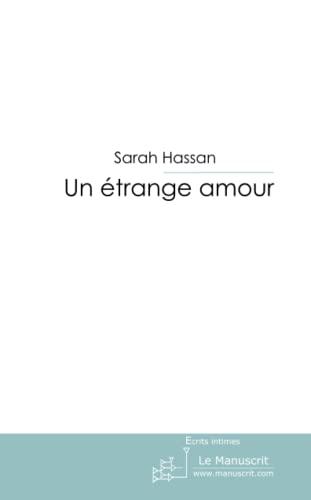 9782748184761: Un �trange amour
