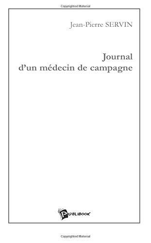 9782748304626: Journal d'un Medecin de Campagne