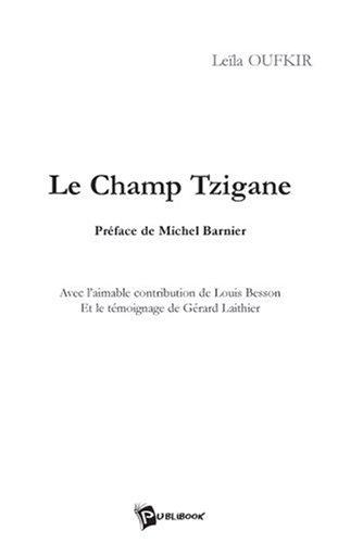9782748308679: Le Champ Tzigane