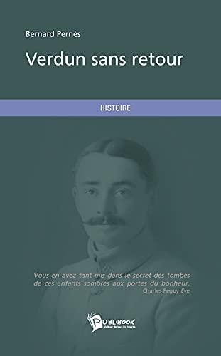 9782748345742: Verdun sans retour