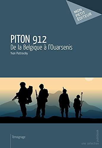 9782748359855: Piton 912 (French Edition)