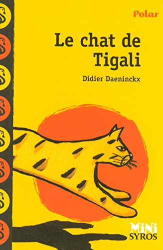 9782748505689: Chat de Tigali (English and French Edition)