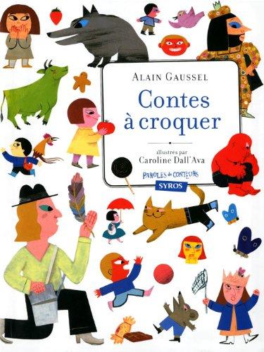 9782748508666: Contes � croquer