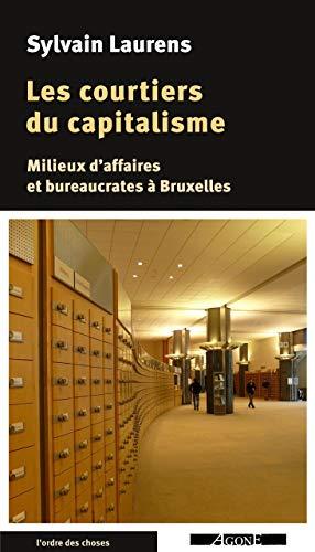 COURTIERS DU CAPITALISME -LES-: LAURENS SYLVAIN