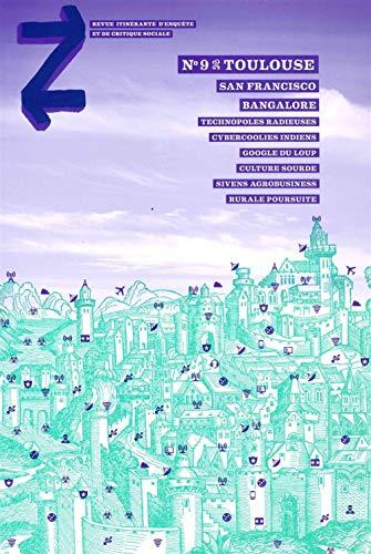 9782748902433: Revue Z N9:les Technopoles (San Francisco, Toulouse...