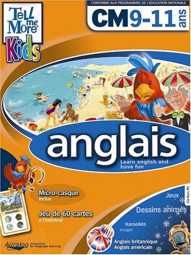9782749010236: Tell Me More Kids CM1/CM2 Anglais