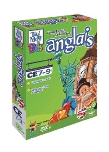 9782749014302: Anglais CE7-9ans : DVD-ROM