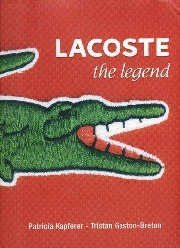 9782749100029: Lacoste: The Legend