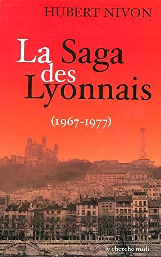 9782749100760: La Saga des Lyonnais, 1967-1977