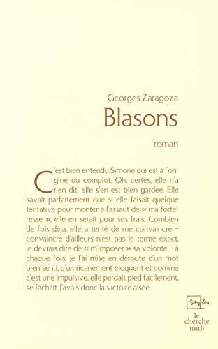 9782749104270: Blasons