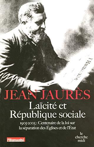 9782749104317: Laïcité et République sociale