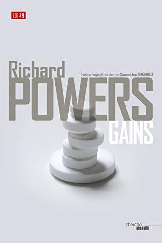 gains: Richard Powers