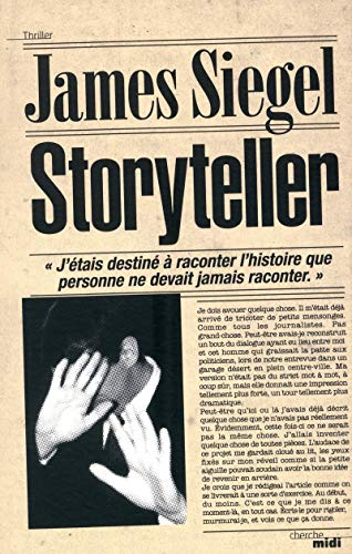 storyteller: James Siegel
