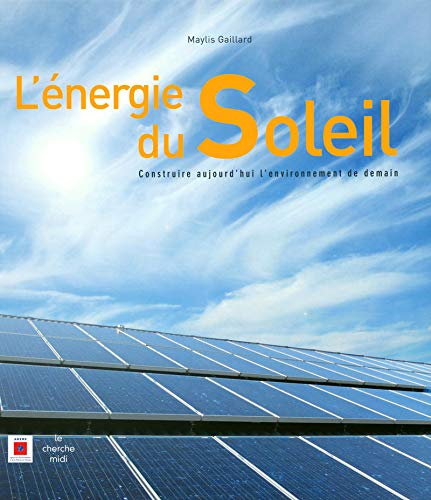 L'énergie du Soleil (French Edition): Chantal Jouanno