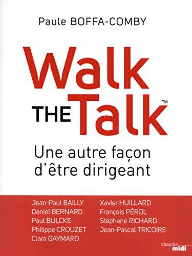 9782749122618: Walk the talk