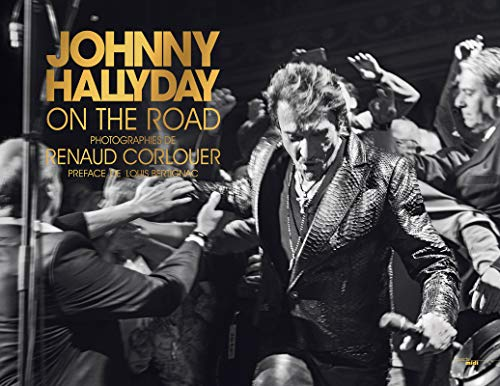 9782749140582: Johnny Hallyday on the road