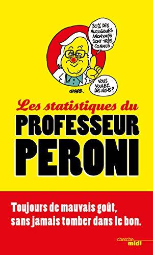 9782749141350: les statistiques du professeur Peroni