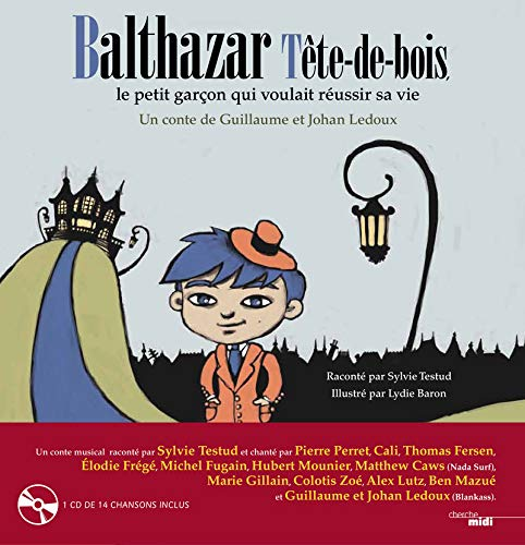 9782749145112: Balthazar Tête-de-bois,
