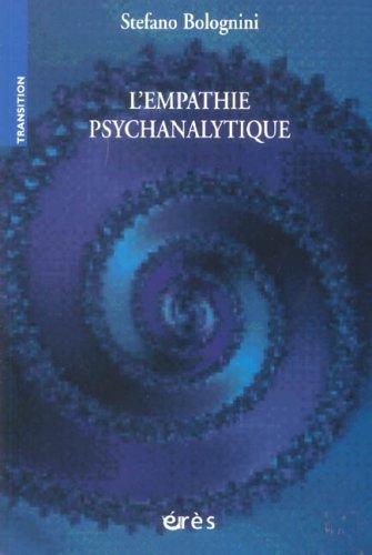 L''Empathie Psychanalytique