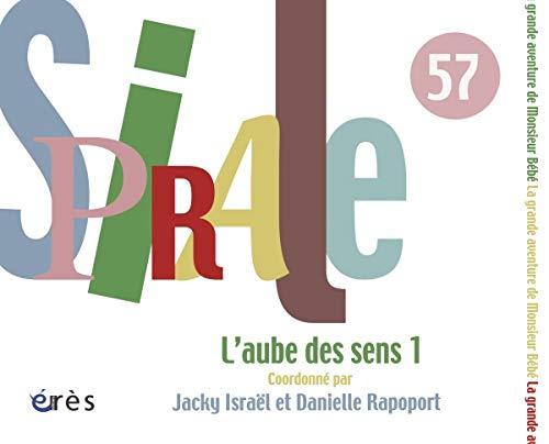 SPIRALE NO.57 : L'AUBE DES SENS 1: ISRAEL JACKY