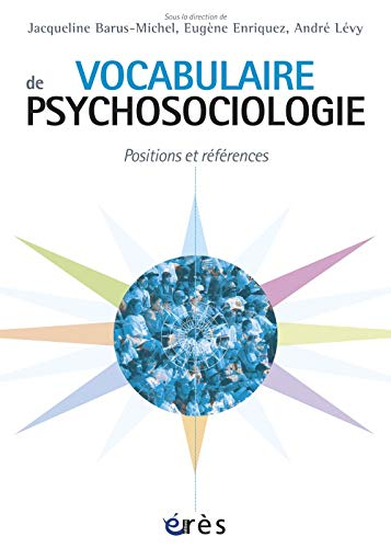 9782749216034: Vocabulaire de psychosociologie