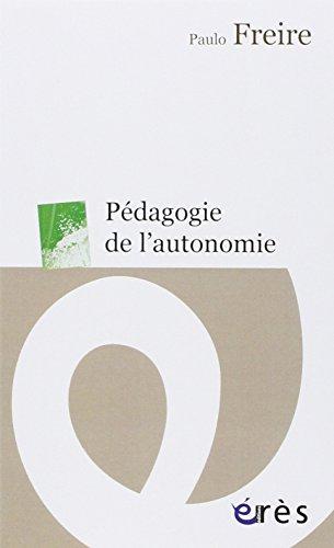 9782749236377: Pédagogie de l'autonomie