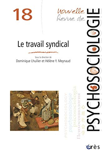 9782749242026: Nrp 18 - le travail syndical