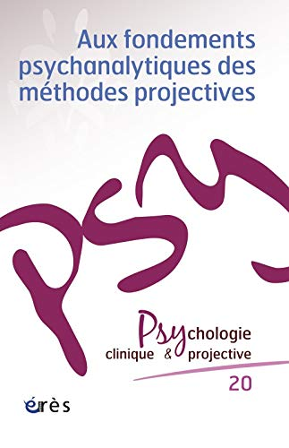 Revue psychologie clinique et projective n 20 - a