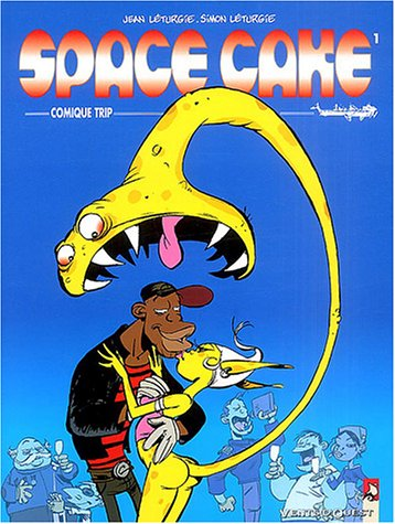 9782749301457: Space Cake, tome 1 : Comique trip