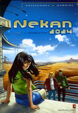 9782749302645: Nekan 2024, Tome 1 (French Edition)