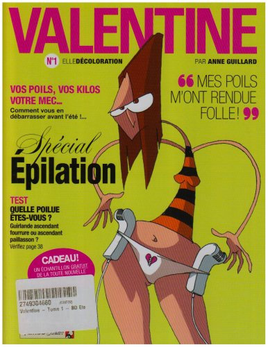 9782749304663: Valentine - Tome 1 - BD Ete (French Edition)