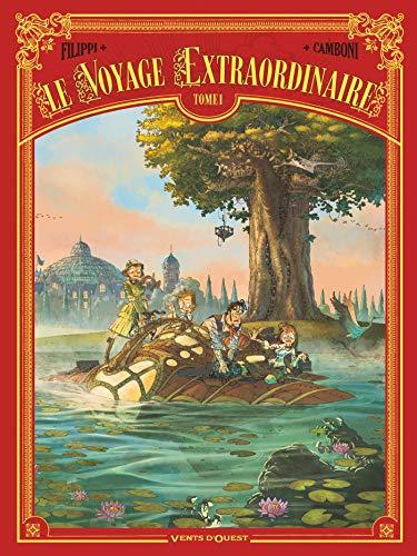 9782749306131: Le Voyage extraordinaire - Tome 01: Cycle 1 - Le Trophée Jules Verne 1/3